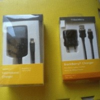 Travel charger Blackbery ori