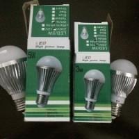 Lampu LED 9w hemat energi