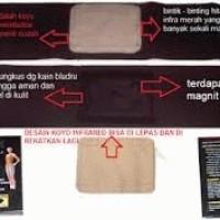 Korset pelangsing slimming belt therapy