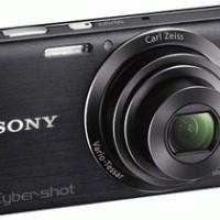 Kamera/Camera Digital Camdig SONY CYBERSHOT W630 (FREE SDHC 4GB + CASE - jika masih tersedia)