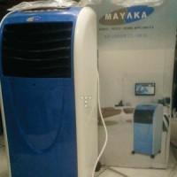 harga Air Cooler Mayaka Type 100 Al-tombol Pendingin (humidifier) -listrik 100w -2 Buah Jell -te Tokopedia.com