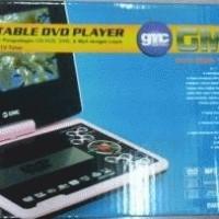 """DVD PORTABLE TV GMC 808M 7"""""""