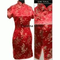 cheongsam cheong sam qipao chinese mini dress shanghai dress