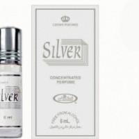 Minyak Wangi/Parfume Al Rehab Silver 6ml