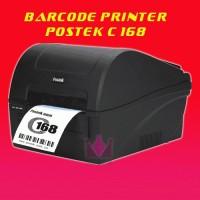 Barcode Printer POstek C 168 Jogja Yogyakarta