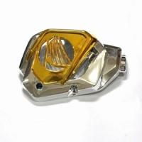 TUTUP RADIATOR VARIO 125 GOLD-CROM