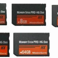 Memory Stick Pro Duo 8 GB HG