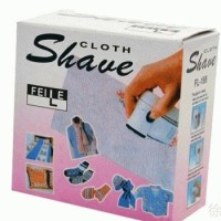 Shave Cloth ( Alat Sedot Baju ,Sofa, Mantel )