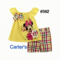 Setelan Minnie Carter