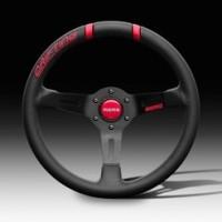 Momo Drifting 330 Red Steering Wheel