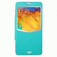 Baseus Ultrathin Folder Cover for Samsung Galaxy Note 3 Cyan