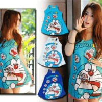 Tanktop Doraemon Magic