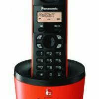 Telpon Telepon Telephone Wireless Panasonic KX-TG1311 Cordless Phoneal DECT Caller ID Handphone Phonebook