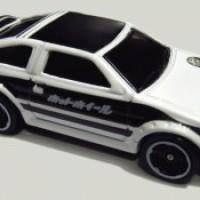 TOYOTA AE86 COROLLA-HOT WHEELS (white)