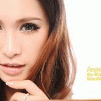 Diva Softlens Angel Baby Color - Yellow Brown