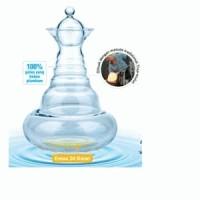 Hexagon Energy Glassware