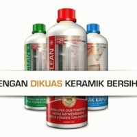 Pembersih Keramik Napoclean Heavy Duty/Strong/Limescale 1liter(harga promosi mulai dagang)