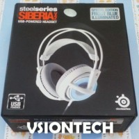 SteelSeries Siberia V2 Frost Blue Edition Surround Gaming Headset