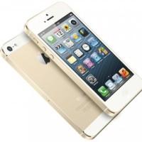 Apple iPhone 5S 16GB - GOLD - Original - Garansi internasional 1 tahun