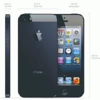 Apple iPhone 5S 16GB Black/Grey - Original - Garansi internasional 1 tahun