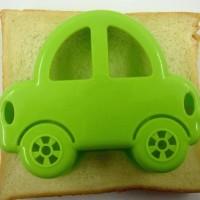 Cetakan Nasi / Roti Berbentuk Mobil