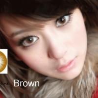 Softlens Princess Mint Brown Diameter 15mm