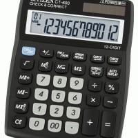 Calculator - Citizen - CT-600J