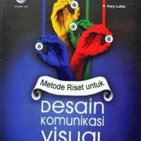 Buku Metode Riset Untuk Desain Komunikasi Visual