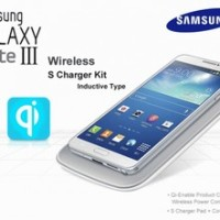 Original Wireless Charger Kit Samsung Note 3