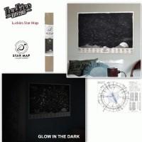 Luckies Star Map - Barang Unik - Lamp