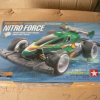 tamiya 4wd nitro force 170rb