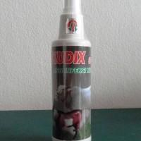KUDIX spray 120ml - Obat Scabies, Gudig, Eksim, Gatal2, koreng pada Sapi, kuda, kerbau, kambing, kelinci