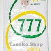 Jual Kaos Oblong 777 Polos Size 38/40/42 Murah