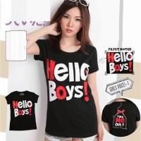 Hello Boys (Kombinasi Mote)