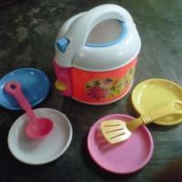 Mainan Rice Cooker/Magic Com