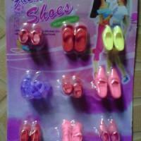 Mainan Sepatu Barbie Kode 04