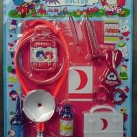 Mainan Dokter Set Little Dokter