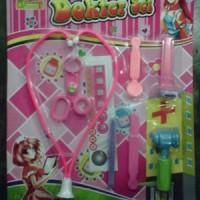Mainan Dokter Set