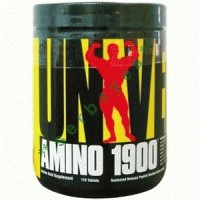 8802B - Universal Nutrition Amino 1900 isi 300 - Suplemen nutrisi otot