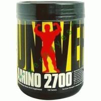 8804B - Universal Nutrition Amino 2700 isi 350 - Suplemen nutrisi otot