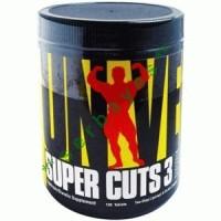 8831A - Universal Nutrition Super Cuts 3 isi 130 - Suplemen nutrisi otot