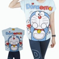 Setelan Legging Doraemon Wink