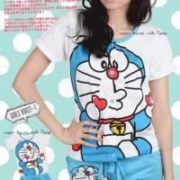 Doraemon Jumpsuit Love