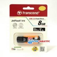 Flashdisk Transcends JetFlash 810 USB 3.0 8GB Tahan Air