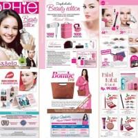 Majalah Katalog Sophie Paris (edisi 25 November 2013)