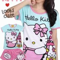 Hello Kitty Cake (Setelan)