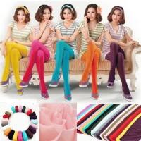 C03650G pink | legging polos import gaya korea koleksi ichika