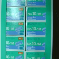 Staples Max no 10 (small pack)