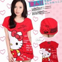 I am Hello Kitty Red