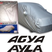 cover mobil agya / ayla